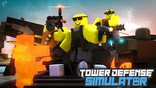 ROBLOX - TDS (Tower defense simulator) - INSANE TRIUMPH!