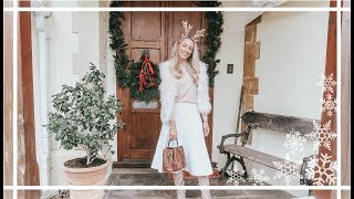 WHAT I DID AND WORE THIS CHRISTMAS // Fashion Mumblr