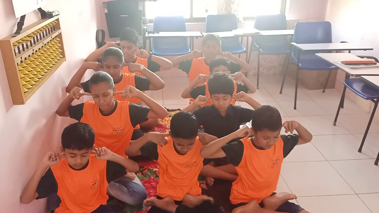 Abacus class step 2 - YouTube