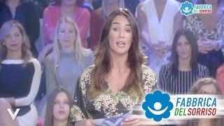 Silvia Toffanin per Fabbrica del Sorriso 2016