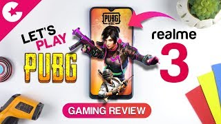 PUBG on Realme 3 - Benchmark & Heat Test (Gaming Review)