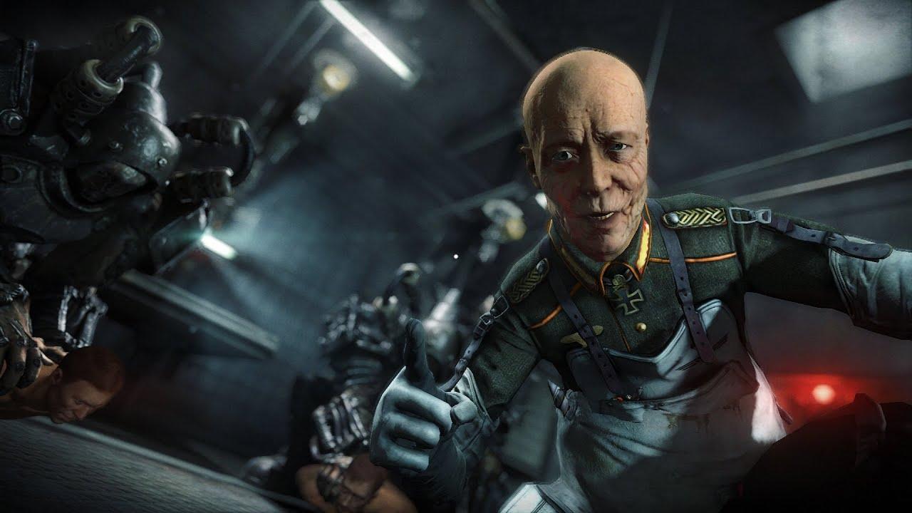 Wolfenstein The New Order - Chapter 1 - Deathshead's ...