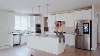 Empty House Tour - my dream house renovation reveal | viviannnv