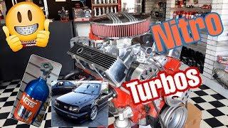Nitro Turbo Racing partes para Autos 1/4milla 🔋💰✅ chochos para tu Auto VW