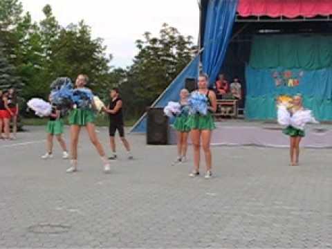 видео: Спортивный лагерь Жемчужина 2015