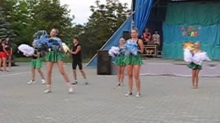 Спортивный лагерь Жемчужина 2015