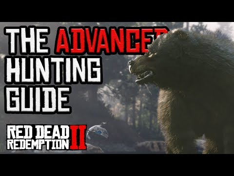 Advanced Guide For Red Dead Redemption 2 Hunting | Legendary Animals,  Locations And More