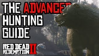 Advanced Guide for Red Dead Redemption 2 Hunting   Legendary animals,  Locations and more