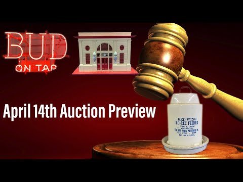 Alladin Lamps, Lionel Trains, Stoneware Advertising! (Van Metre Auction - April 14, 2019 Preview)
