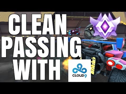 CLEAN PASSING WITH CLOUD9 | PRO 3V3 WITH COMMS