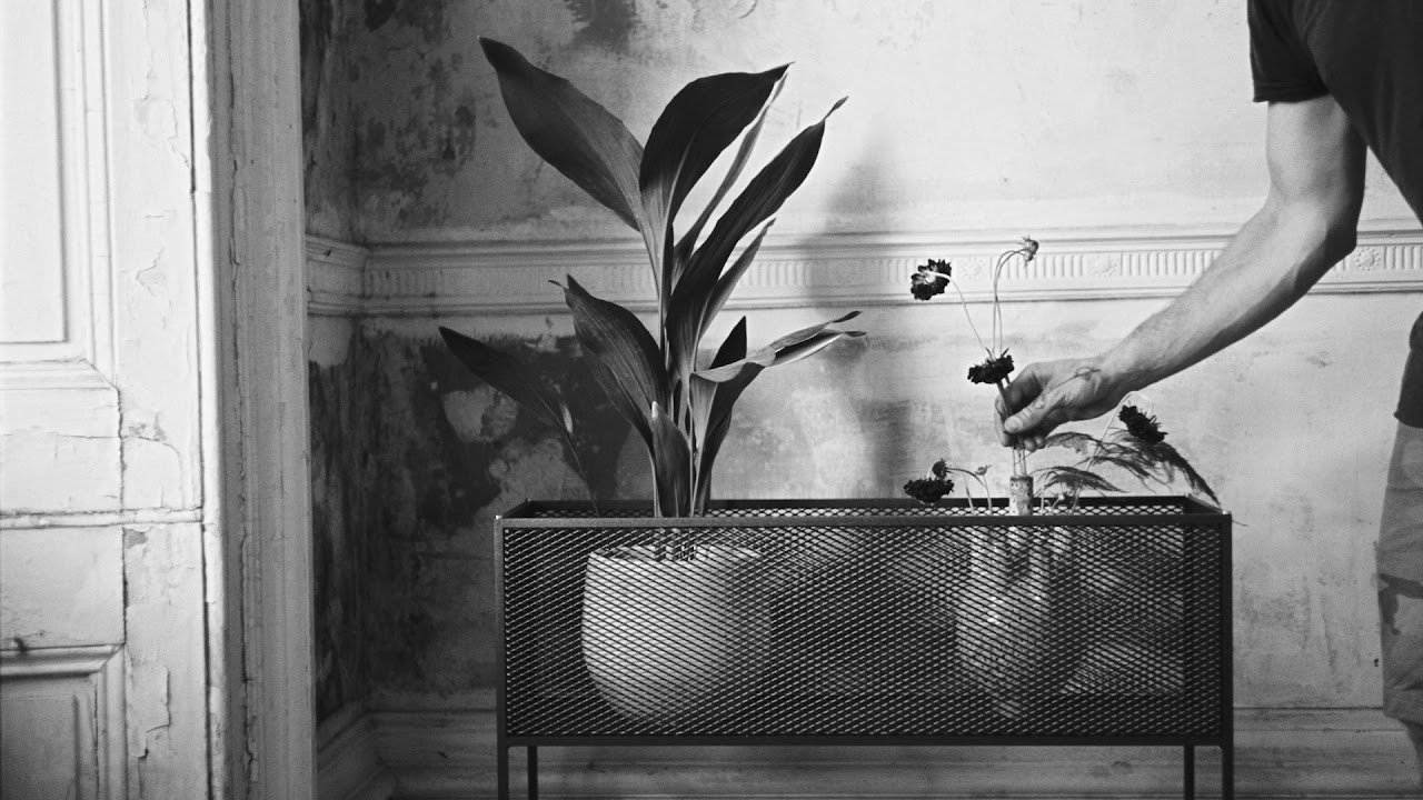 MESHED PLANTER