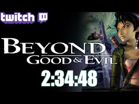 BEYOND GOOD & EVIL (FilmGame Complet HD)