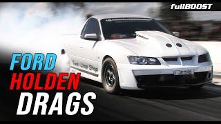 Ford vs Holden Nationals | fullBOOST
