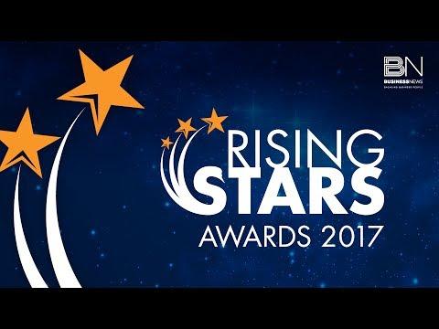 Rising Stars Awards Celebration Nights 2017