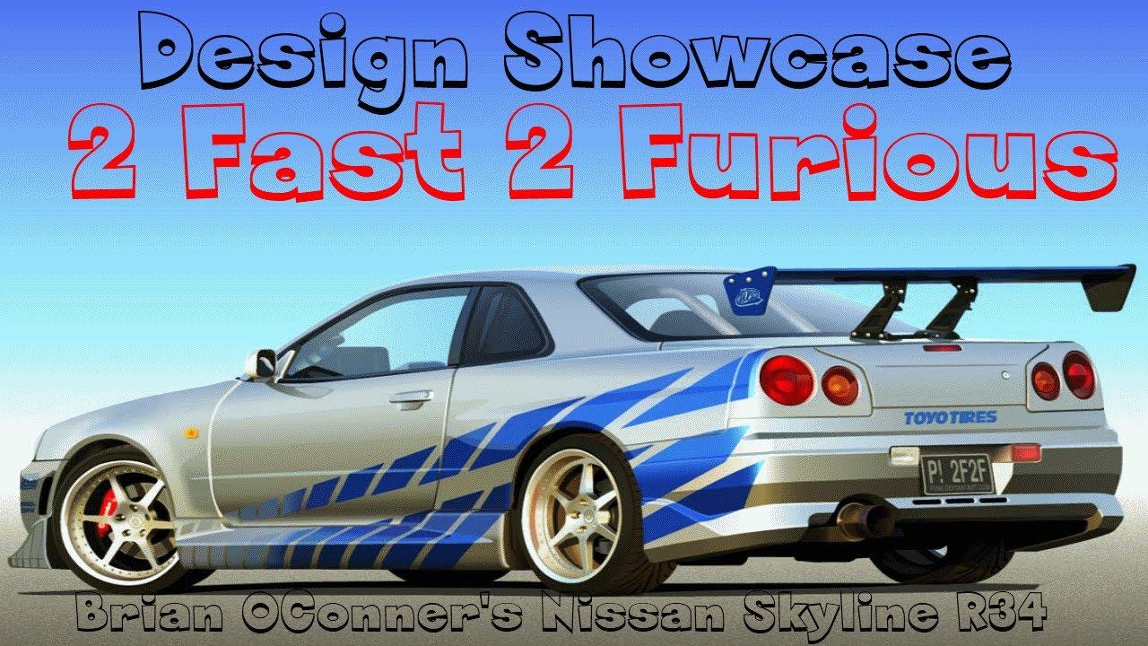 Forza Motorsport 4 Design Showcase 2002 Brian S Nissan