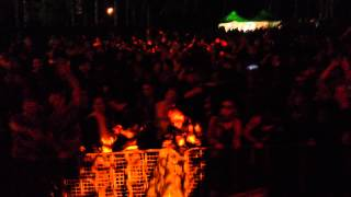 DJ K live at Uprising Festival Bratislava Slovakia 2014