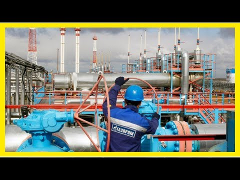 GREAT US - NEWS - Russia gazprom offered 1.5 billion cubic meters of gas separation control of donb