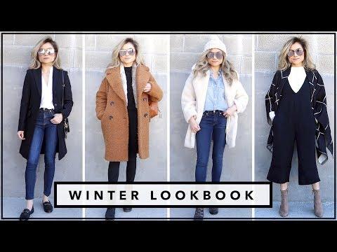 a4fb20e1920ff4 Winter Fashion Lookbook | Winter Outfit Ideas | Miss Louie - YouTube