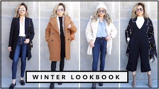 Winter Fashion Lookbook | Winter Outfit Ideas | Miss Louie
