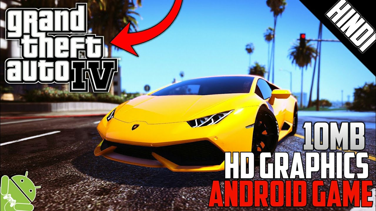 gta 4 free download for android highly compressed