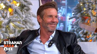 Dennis Quaid On How He Proposed To His Fiancée