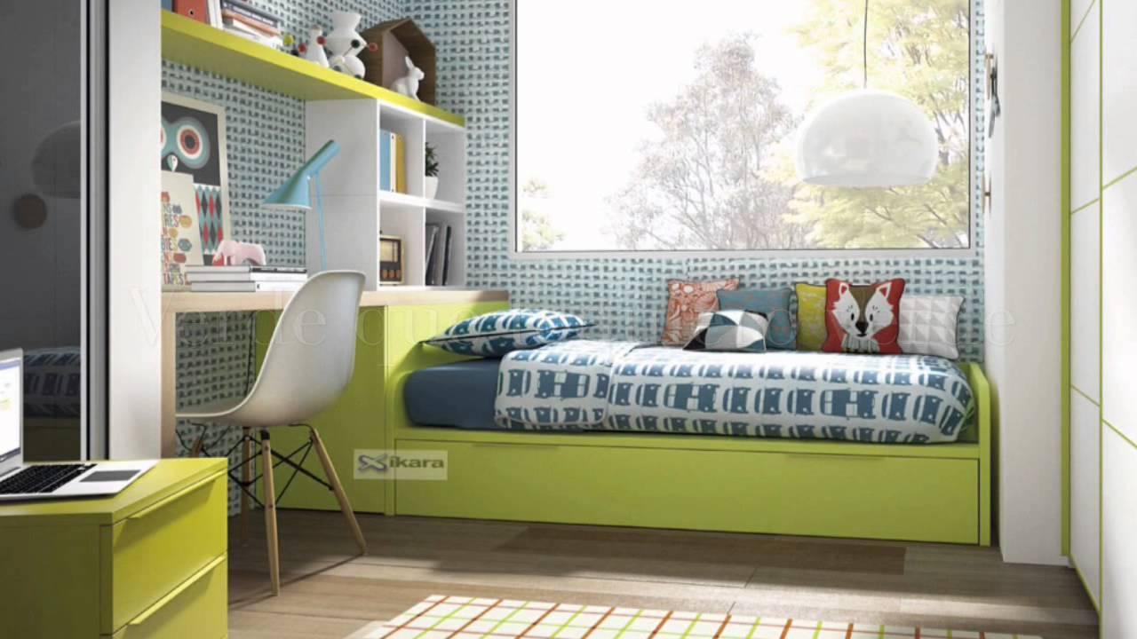 Dormitorios Infantiles Para Niños De 1 2 3 4 5 6 7 8 Años Youtube