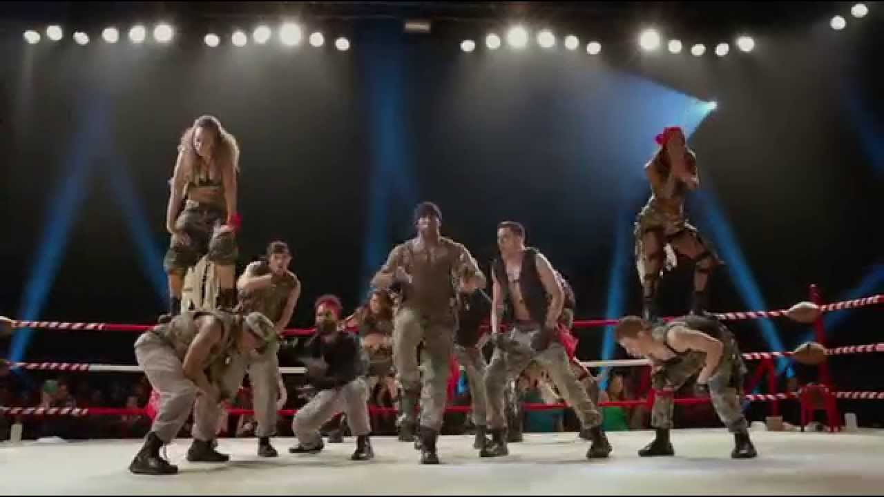 Step Up All In Ring Battle Youtube