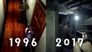 バイオハザード1~7の歴史を振り返る History of Resident Evil