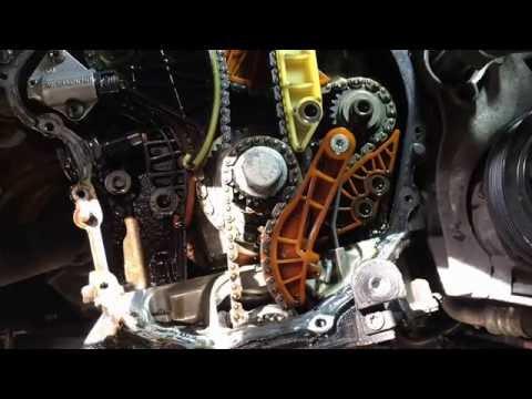Ремонт двигателя BZB TSI Turbo на Фольксваген Пассат B6 2008 года Volkswagen Passat B6  2часть