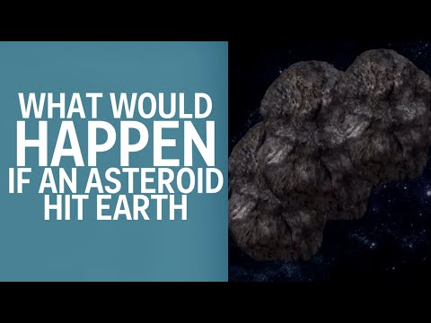 What Would Happen If An Asteroid Hit Earth
