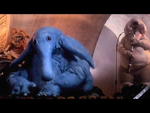 Max Rebo Galactic Dance Blast Music Video
