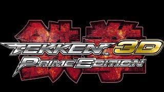 Tekken 3D: Prime Edition【Longplay】