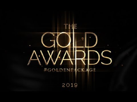 After Effects Template - GOLD AWARDS PACKAGE (Royalty Free Awards AE-template & Music)