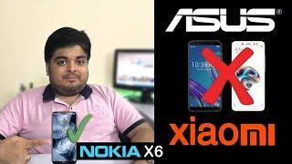 Nokia X6 जबरदस्त तो है लेकिन... ज्यादा खुश मत होना | Xiaomi & Asus Killer? | in Hindi