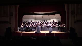 """City Called Heaven"" by Josephine Poelinitz - Combined Choirs - University of the Pacific"