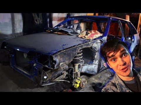 Ремонт авто ваз 2109 ремонт своими руками