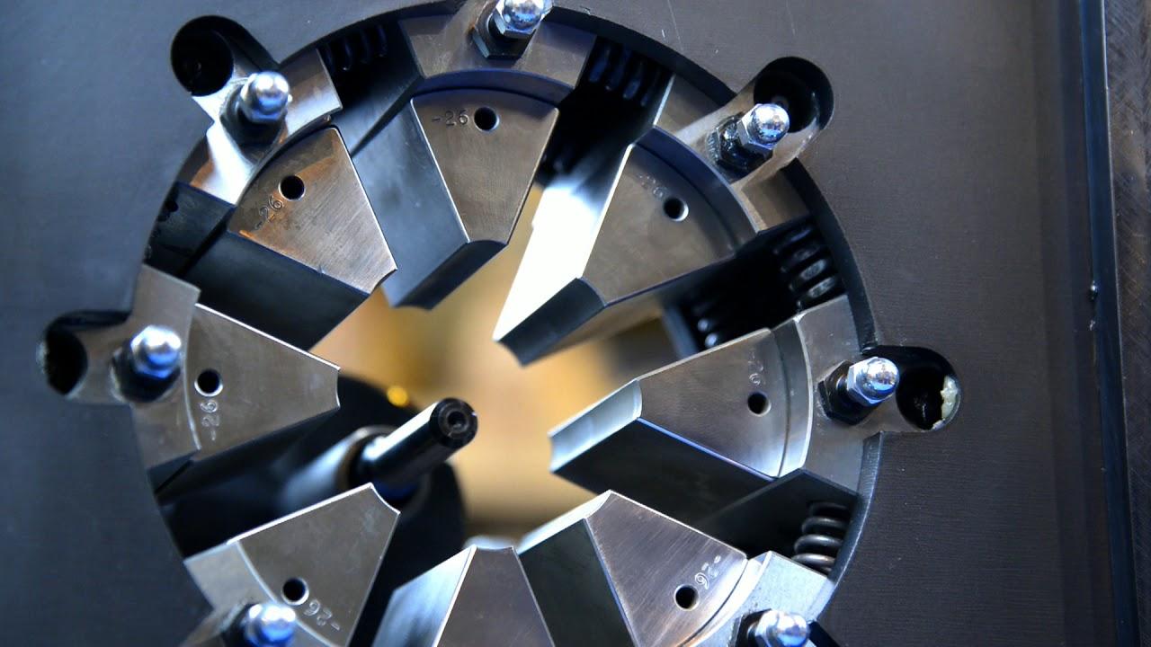 Finn-Power Crimping Machine Applications | Lillbacka USA | Finn-Power