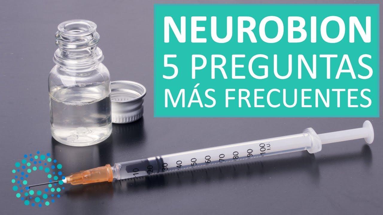 Neurobion 1000 5 Preguntas Mas Frecuentes Youtube