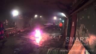 Устройство пожаротушения Бонтел (Bontel) c Бонпет (Bonpet)(Испытания устройства (ампула) пожаротушения Бонтел (Bontel) с огнетушащим веществом Бонпет (Bonpet), 2012-12-17T06:58:07.000Z)