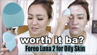 12,000 PESOS NA FACIAL CLEANSING BRUSH? WORTH IT BA?!