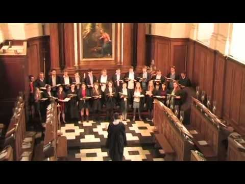 Bogoroditsye Dyevo - The Choir of Clare College, Cambridge - Graham Ross, conductor