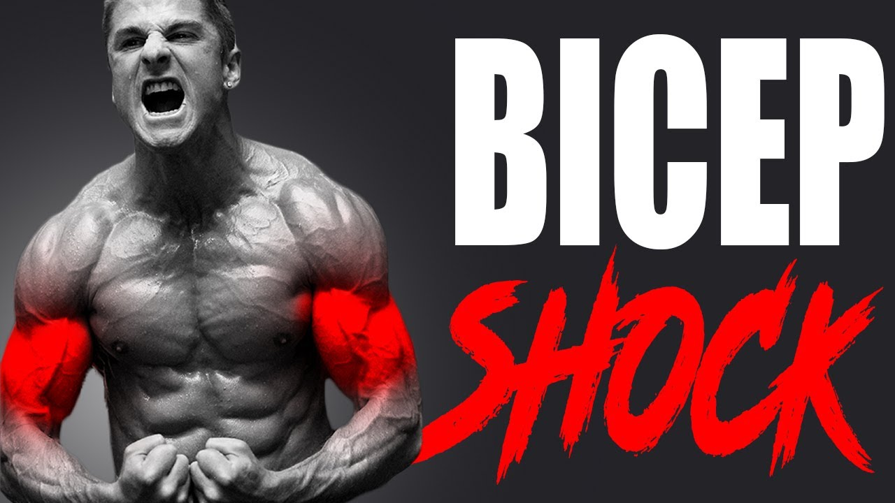 Shock bicep growth