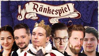 Age of Empires 4: Ränkespiel mit Maurice, HandOfBlood, Marco Giesel, Bonjwa und ArtemizPlayz