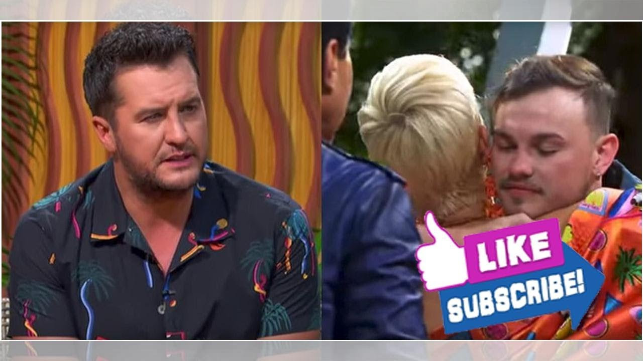 """'American Idol' Fans Are Going After Luke Bryan After Judges' """"HORRIBLE Decision"""" in Top 20 Episode"""
