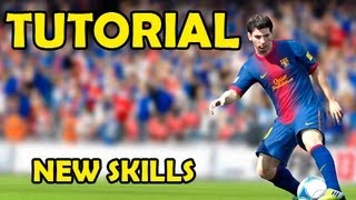 FIFA 13 New Skills Tutorial HD