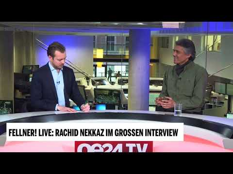 Fellner! Live: Interview mit Rachid Nekkaz