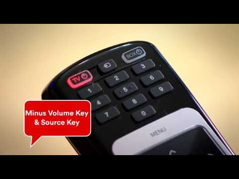 How to set up your Horizon Remote Control!
