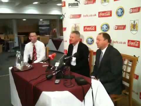 "Gary Johnson leaves Bristol City FC By ""Mutual Consent"""