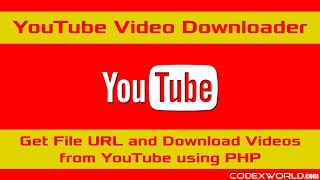 Download YouTube Video using PHP