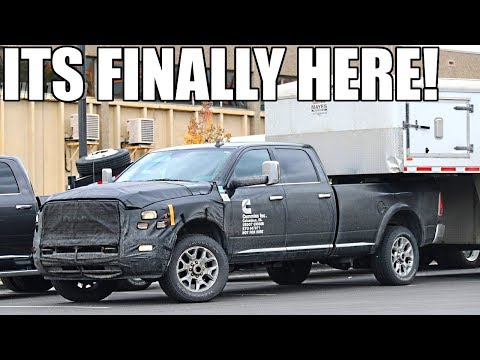 2019 CUMMINS IS REPLACING THE 6.7L ALREADY?!
